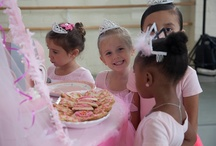 Ballerina Tutu Party Ideas / Add a touch of elegance with a Ballerina birthday party experience that's tutu cute! / by Birthday Express