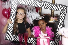 Diva Zebra Print Party Ideas / Let her inner diva shine with our Diva Zebra Print theme / by Birthday Express