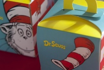 Dr. Seuss Birthday Party Ideas / Throw a birthday party that's the best of the best, celebrate with the Dr. Seuss Birthday Party Theme! Great Dr. Seuss party ideas with cake, invitations, decorations and more.