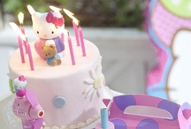 Hello Kitty Party Ideas / A purrfect theme for your little gal and her Hello Kitty friends.