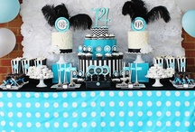 Black and white party / by Amanda's Parties To Go