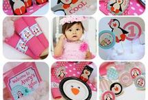 Penguin party / by Amanda's Parties To Go