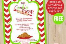 Cookie Swap - Christmas