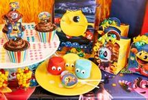 Pac-Man and the Ghostly Adventures Party Ideas / You look like you've seen a ghost! / by Birthday Express