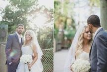 Engagement & Wedding Photos / by Magen Younger