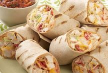 Sandwiches and Wraps / The ultimate in delicious sandwich and wrap recipes.