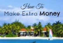 Terrific Finances / Terrific ways to save and make more money