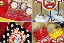Firetruck Party / by Amanda's Parties To Go