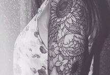 tattoos / by Amanda Kohlbeck