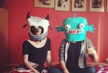 Masked / Masks Costume