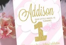 Angel Party / by Amanda's Parties To Go