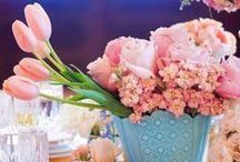 Hochzeit Frühling   Spring Colors Wedding Inspiration / Hochzeitsinspirationen in den aktuellen Farben des Jahres 2015.