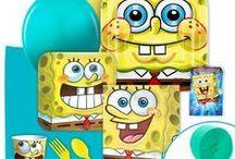 SpongeBob SquarePants Party / by Birthday Express