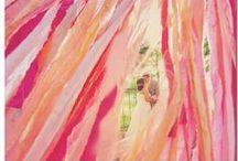 Hochzeit Sommer | Wedding Summer Colors 2015 / Sommerhochzeit Ideen Brautstrauss Farbwahl Inspiration