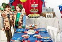 Camo Army Soldier Party Ideas / Quit your lolly gaggin' and get to party plannin'! Your little soldier deserves a birthday party that makes him or her feel like a commanding officer, so treat your corpsman to a Camo Army Soldier birthday party.