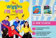 The Wiggles Birthday Party Ideas / Ready, steady, wiggle! Your little rock 'n' roller will love partying the day away with The Wiggles and all of their friends, like Dorothy the Dinosaur, Henry the Octopus, Wags the Dog and Captain Feathersword.
