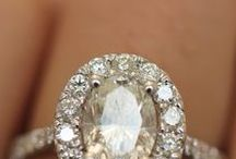 White Diamond Wedding Rings / For a Classic and Traditional White Diamond Ring we have it all. If you can Dream it, we can Make it! at WeddingsRingsDepot.com