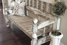 Repurposed Furniture Projects
