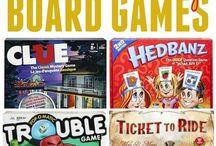 Board Games & Family Fun!