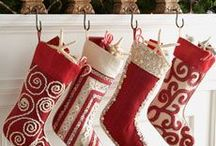 The stockings are hung....