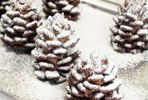 Acorn & Pine cone crafts