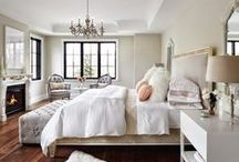 Bedroom Inspiration / Bedroom ideas / by Luci Terhune/NJHomeStager
