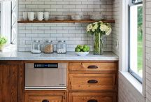 Kitchen Inspiration / Favorite kitchen inspiration and ideas / by Luci @Bungalow Home Staging & Redesign