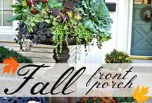 Halloween/Fall / by Luci Terhune/NJHomeStager