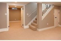 Basement Inspiration / by Luci Terhune/NJHomeStager