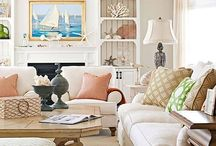 Coastal Decor / by Luci @Bungalow Home Staging & Redesign