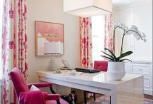Office Inspiration / by Luci @Bungalow Home Staging & Redesign