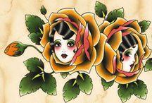 Tattoos / Awesome tattoos for you to enjoy. / by Katrina