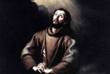 St. Francis of Assisi / Beautiful and inspiring images of this beloved saint!