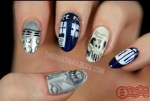 The Daily Nail stuff :) / Designs from the blog that I'm particularly proud of... :)