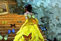 Gardens, Butterflies, Beetles, and Moths / by Veronica P