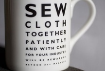 Sew you right / by Veronica P