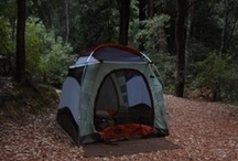 Camping and the Great Outdoors / by Christa Nichols