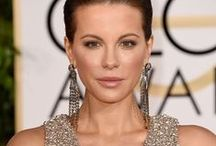 "Kate Beckinsale & Her Classic Style /  ""Kate always adds a classic twist with any style she wears"" / by Heidi Vizuete"