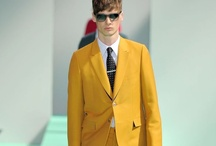 His look / Men style, guys making work some pieces and having outfits that represent them well also editorial style