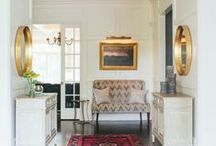Entry & Foyer Inspiration / Inspiration and ideas for your foyer / by Luci Terhune/NJHomeStager