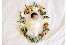 Babies / Photo inspiration for babies, newborns and expecting moms.