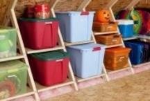 Storage & Organizing / by Christa Nichols