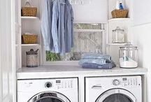Laundry Room Inspiration / Inspiration and ideas for the laundry room / by Luci @Bungalow Home Staging & Redesign