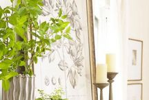 Mantles / by Luci @Bungalow Home Staging & Redesign