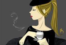 chic café / by Caro Duarte