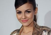 ˚*˚Victoria Justice Fun Outfits˚*˚ / by Heidi Vizuete