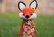 Foxy... / by Jeanette Seisdedos