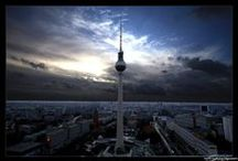 Berlin TV Tower / by Diana B