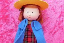 Madeline Dolls