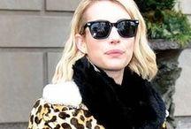 •¡ Emma Roberts Cali Trend ¡• / by Heidi Vizuete